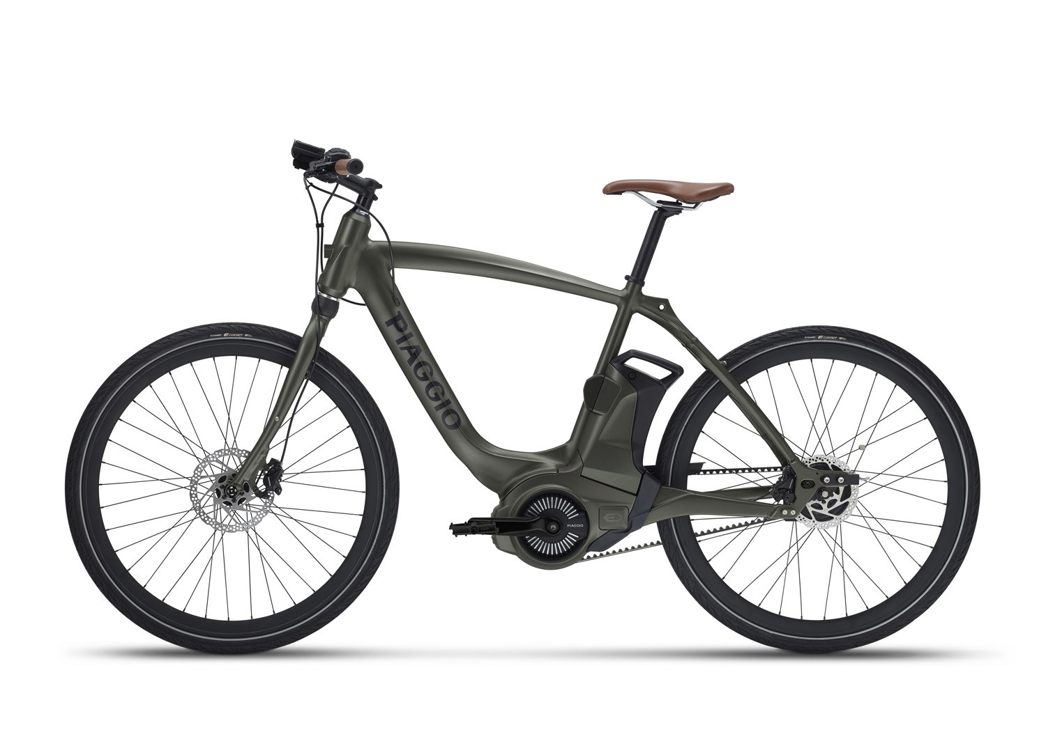 Piaggio Wi Bike Looks As Sharp As It Gets And We Love It