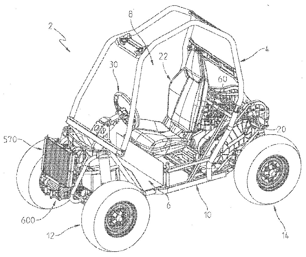 Polaris Single Seat Rzr Patent Filed How About Building