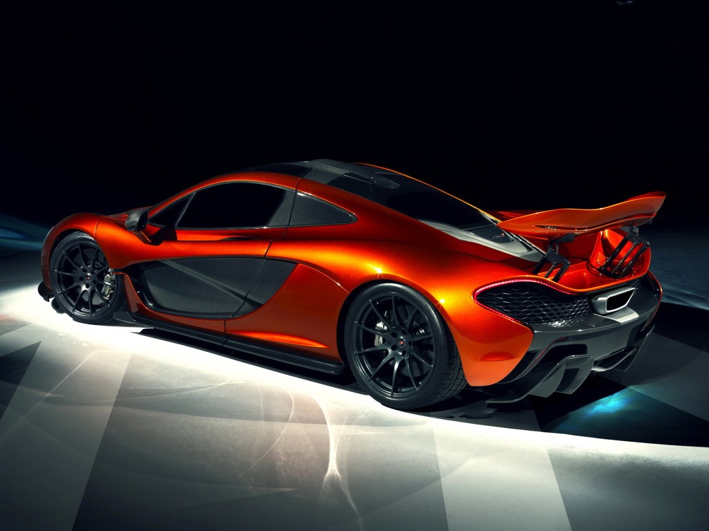 Pure Electric Mclaren Hypercar In The Works P1