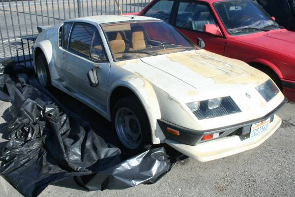 Rare Alpine A310 Awaiting An Owner In LA Autoevolution