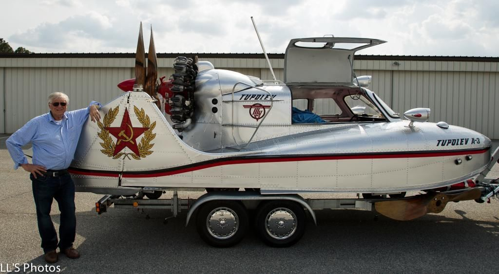Rare Soviet Tupolev A 3 Snow And Water Glider Is For Sale