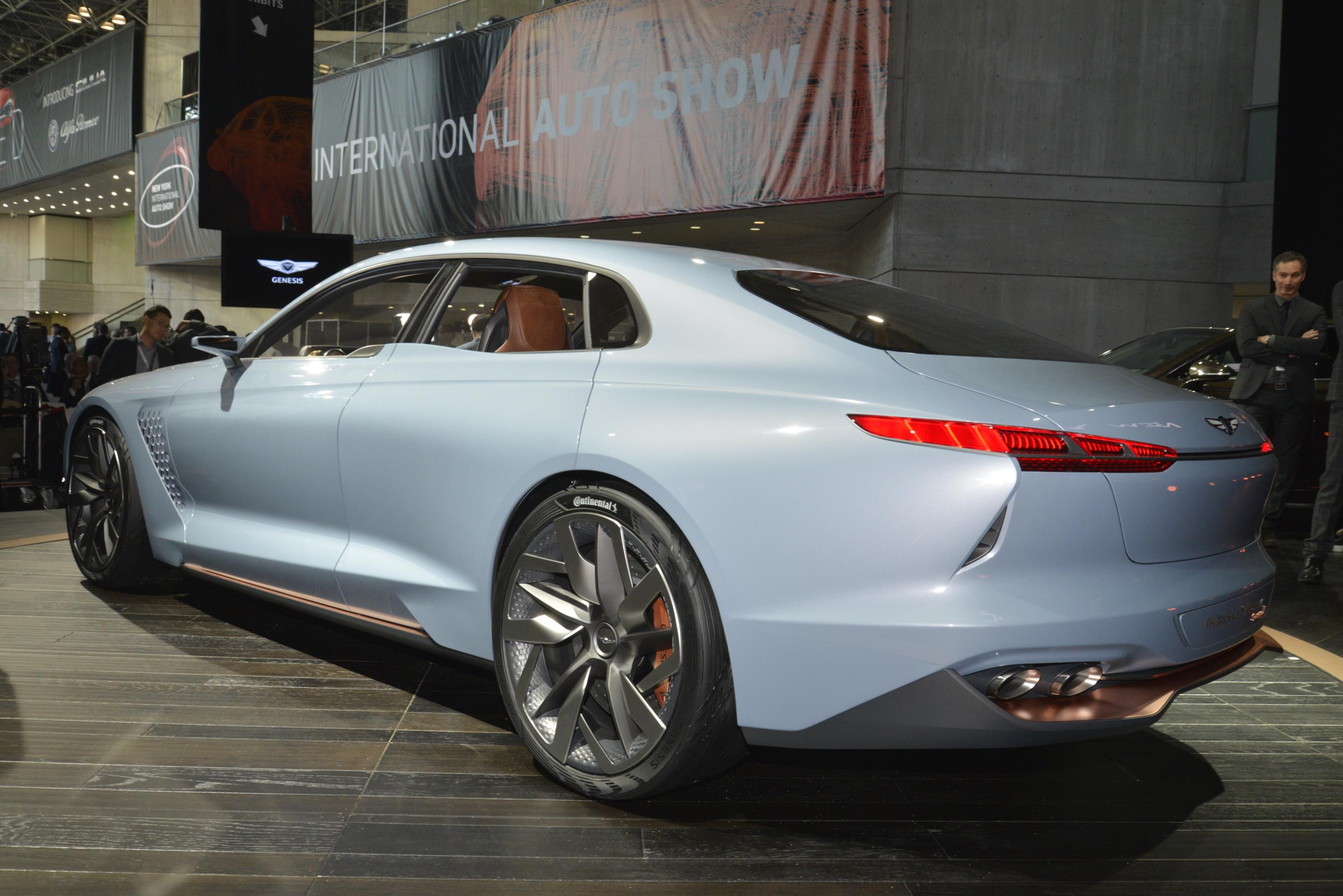 Report Genesis Electric Vehicle In The Pipeline