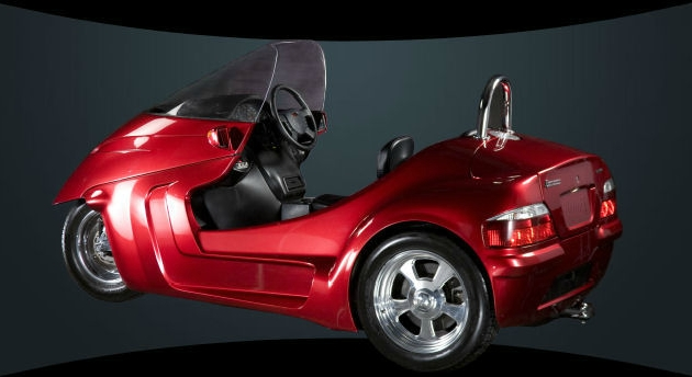 Thoroughbred Stallion Trike Arrives This October The