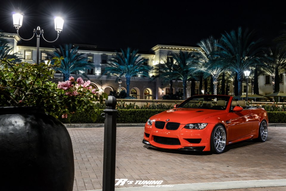 Summer Is Coming The R S Tuning Bmw E93 M3