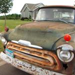 The Story Of This Rusty 57 Chevrolet Pickup Truck Will Tug At The Heartstrings Autoevolution