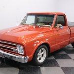 This Burnt Orange Metallic 1967 Chevrolet C10 Packs 402 Big Block V8 Power Autoevolution