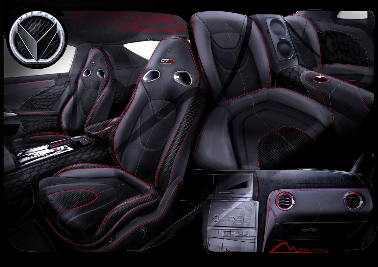 Vilner Gives Nissan GT R Dragon Power Autoevolution