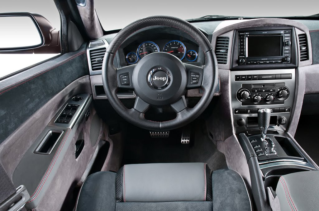 Jeep Srt Interior