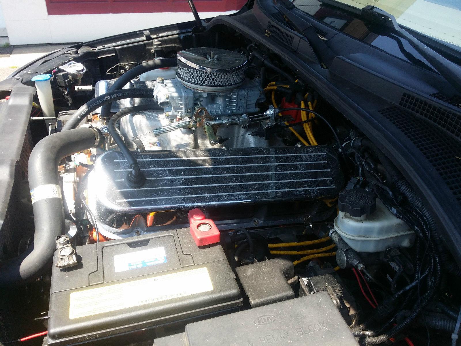 Weirdest Engine Swap Ever Kia Sorento With Chevy 468 Big