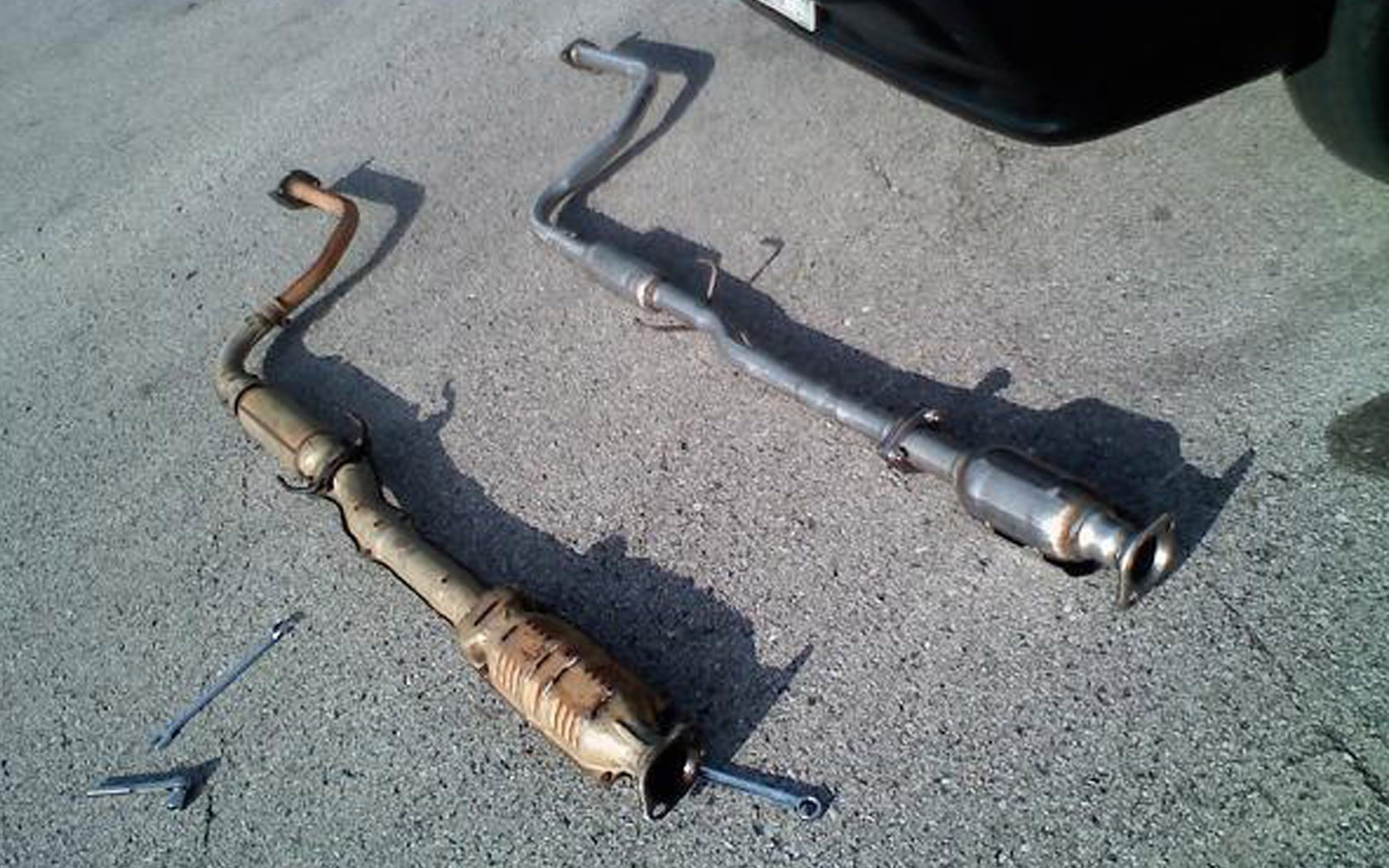 what is a catalytic converter cleaner