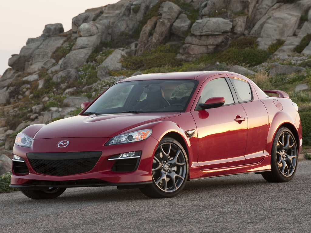 Why Mazda Decided To Cancel The RX 8 Successor Goodbye