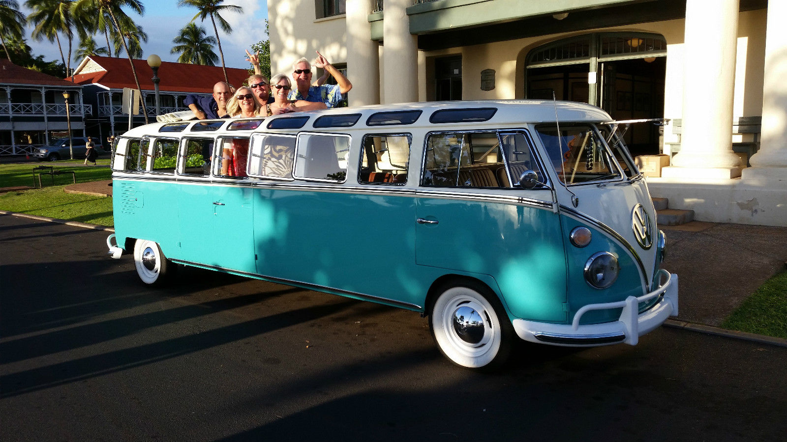 World s Only 1965 Volkswagen Stretch Bus Fits 12 Passengers  Is Up     World s Only 1965 Volkswagen Stretch Bus World s Only 1965 Volkswagen  Stretch Bus