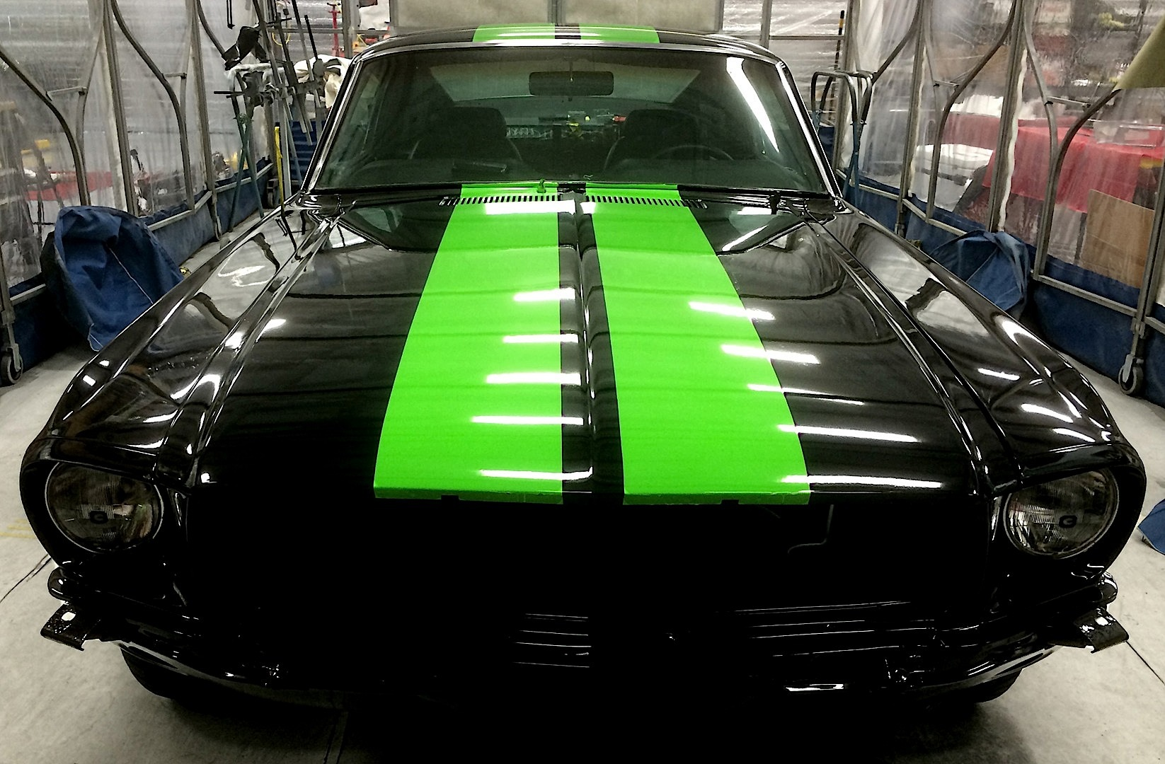 Ford Mustang 50 Sound