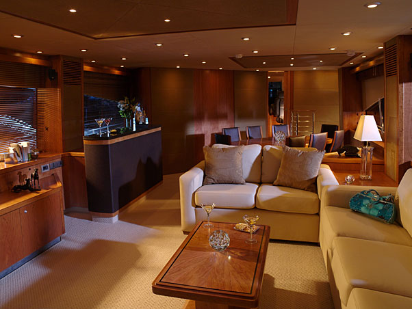 Hamilton Orders 56M Euro Sunseeker 90 Luxury Yacht