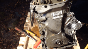 How to Remove Timing Chain Cover on Toyota VVTi Engine