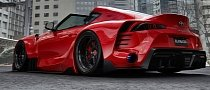 Is This the 2020 Toyota Supra Targa of Your Dreams?
