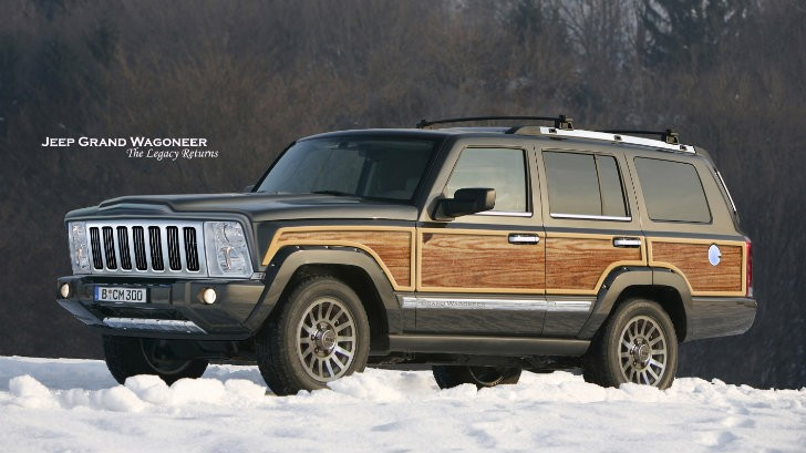 UPDATE New Jeep Grand Wagoneer Confirmed By Jeep CEO