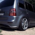 Old Vw Touran Gets R36 Engine Swap Sounds Awesome Autoevolution