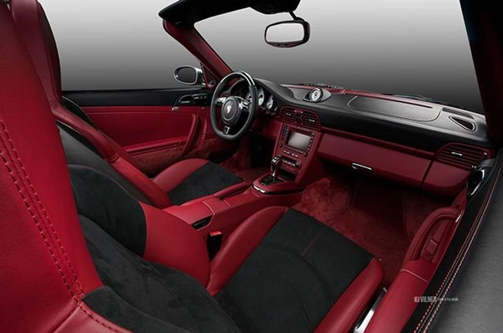 Porsche 911 Turbo Cabriolet Gets Carbon Fiber And