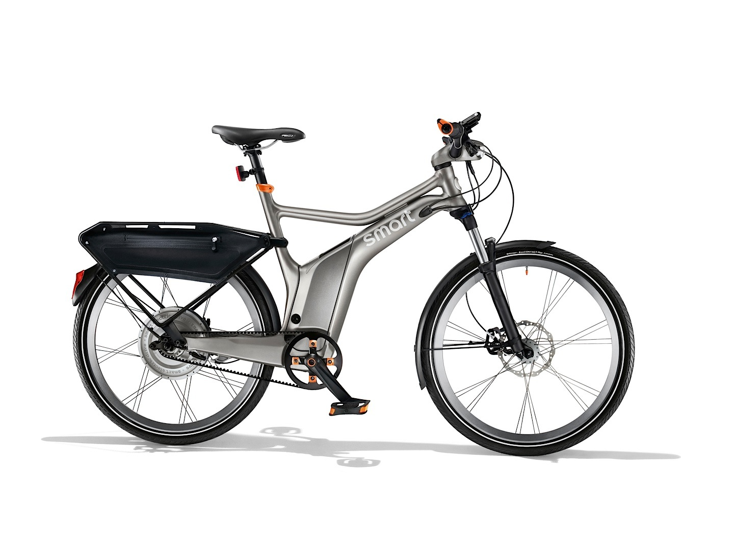 The Smart Ebike Gets New Accessories At Frankfurt