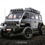 Update Jeep Vangler Brings Back The Forward Control In Detailed Rendering Autoevolution