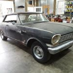 Once Blue And Now Rusty 1964 Chevy Nova Ss Is Very Restorable Autoevolution