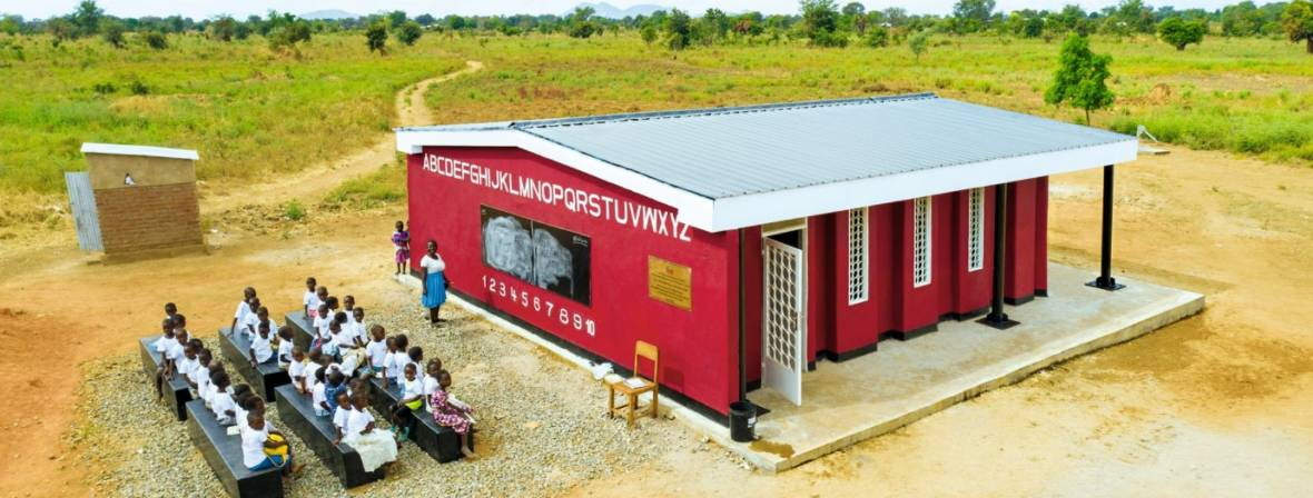 World's First 3D-Printed School Opens in Africa, Took Less Than a Day to  Build - autoevolution
