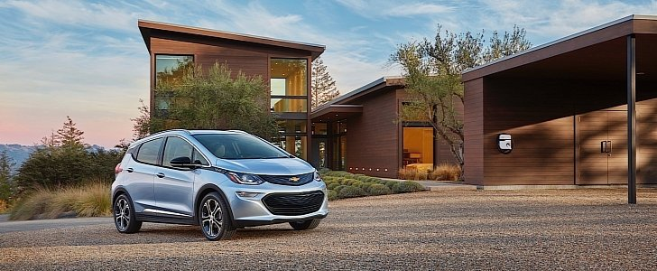 Worst Hijacker In The World Picks A Chevrolet Bolt Can T