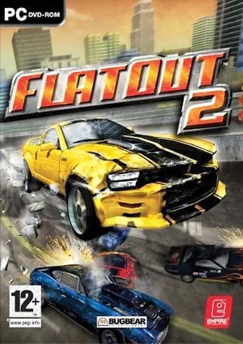 FlatOut 2  (2006/MULTi5/REPACK/Residentgt@)