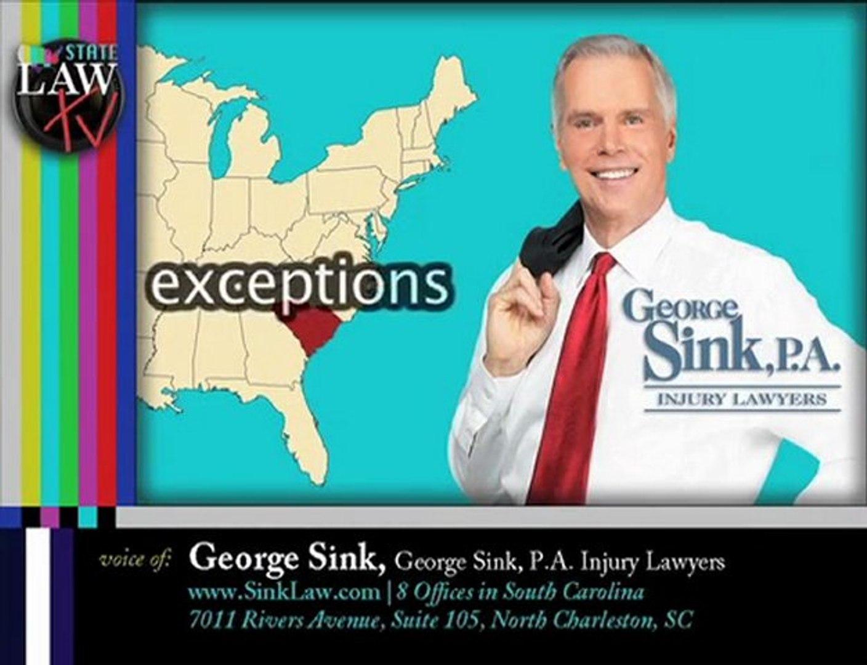 george sink injury lawyers north
