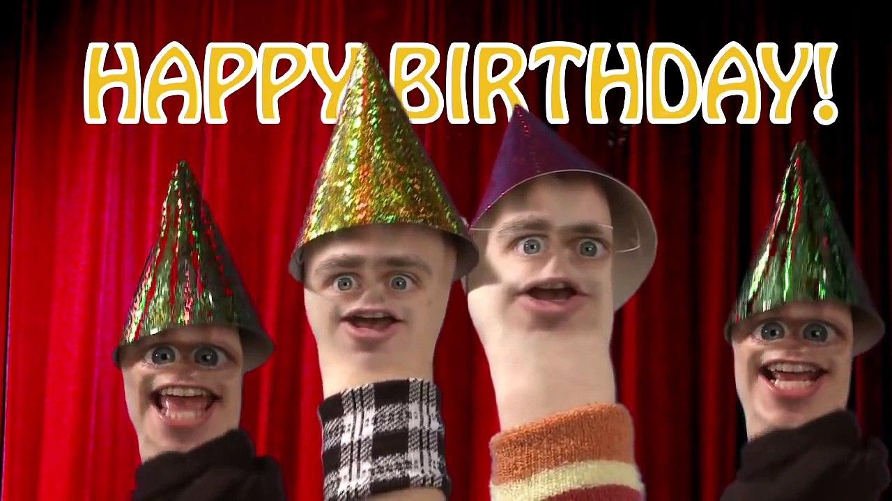 Happy Birthday Funny Happy Birthday Song Video Dailymotion