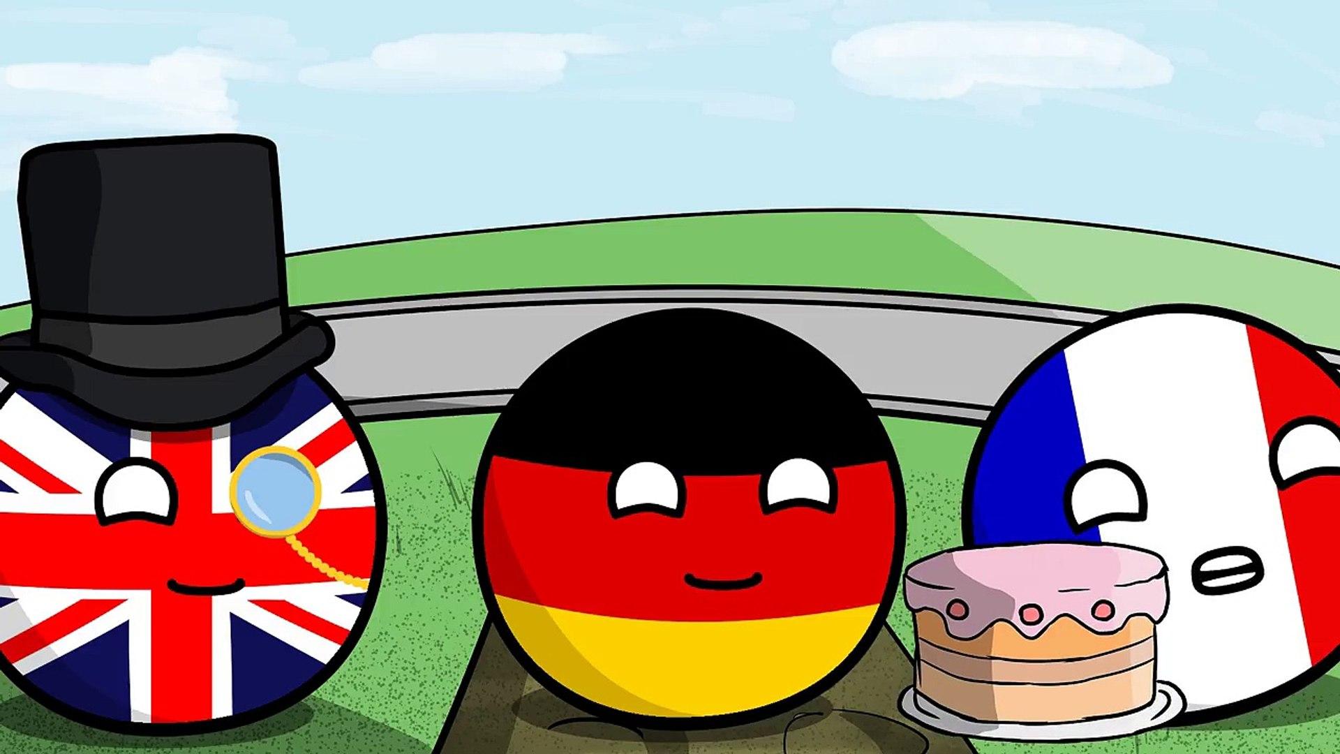 Belarus Leaves Polandball