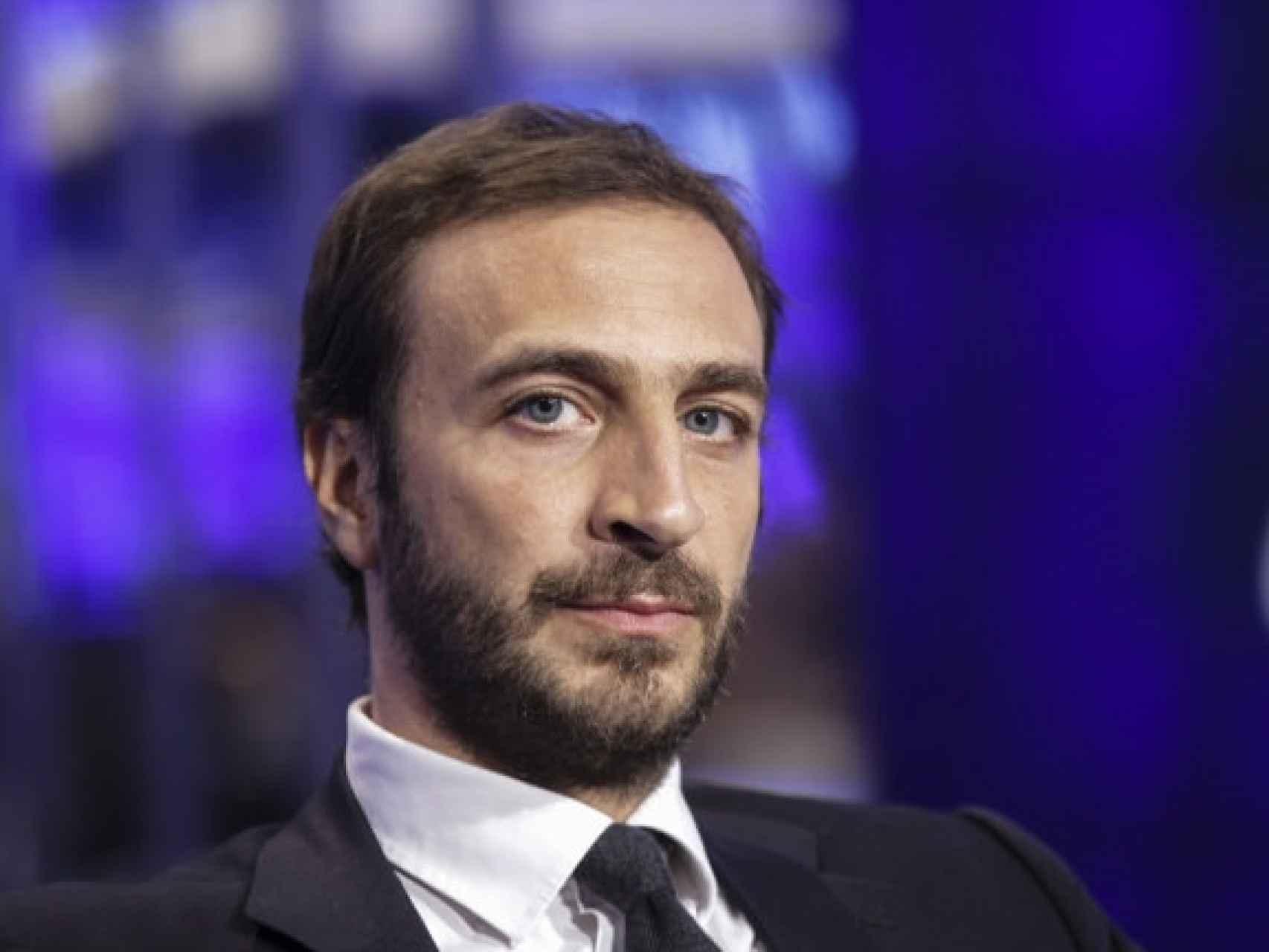 El periodista Emiliano Fittipaldi.
