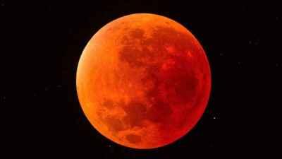 Resultado de imagen para eclipse lunar total