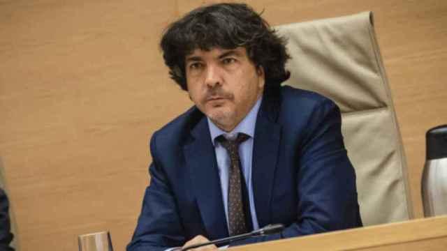 Mario Garcés, portaveu adjunt per a assumptes econòmics de l'PP al Congrés.