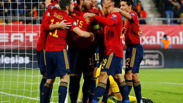 España 7-0 Malta: Festival de goles de España contra Malta camino a la  Eurocopa 2020
