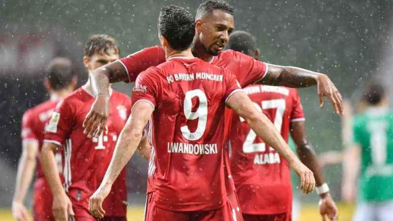 El Bayern Múnich se proclama campeón de la Bundesliga en la 2019/2020