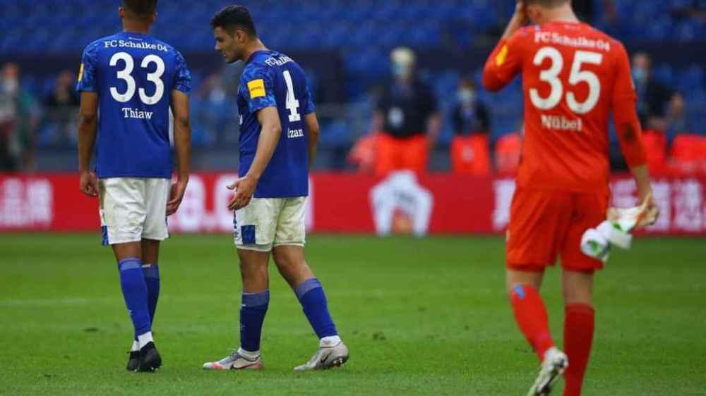 El Schalke suma 2 puntos de 28 posibles desde que volvió el fútbol