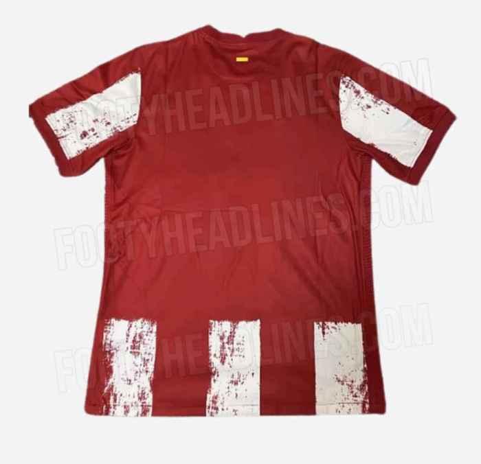 Atlético: Filtrada la esperpéntica camiseta local para la 2021/2022 4