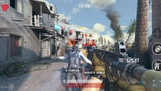 Warface Global Operations combate