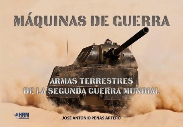 Portada de 'Máquinas de guerra'.