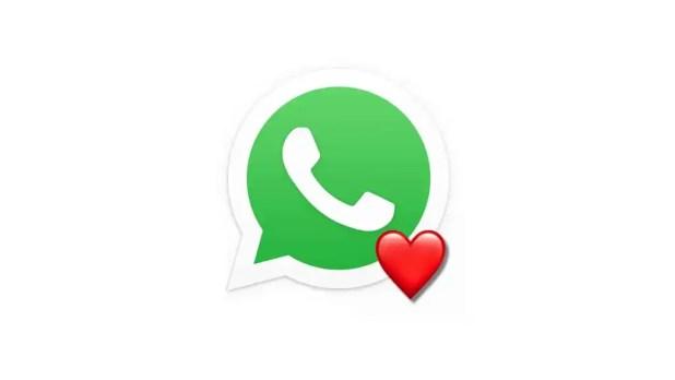 Las reacciones en WhatsApp para dentro de poco