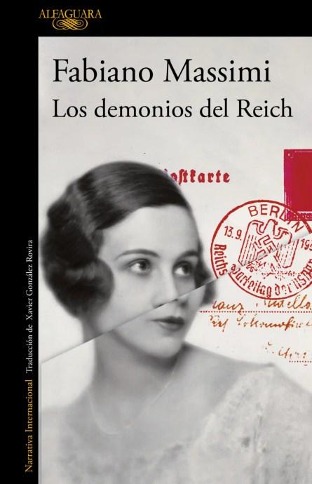 Portada de 'Los demonios del Reich'.
