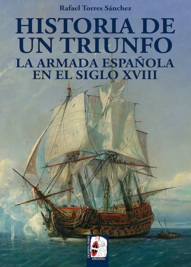 Portada de 'Historia de un triunfo'.