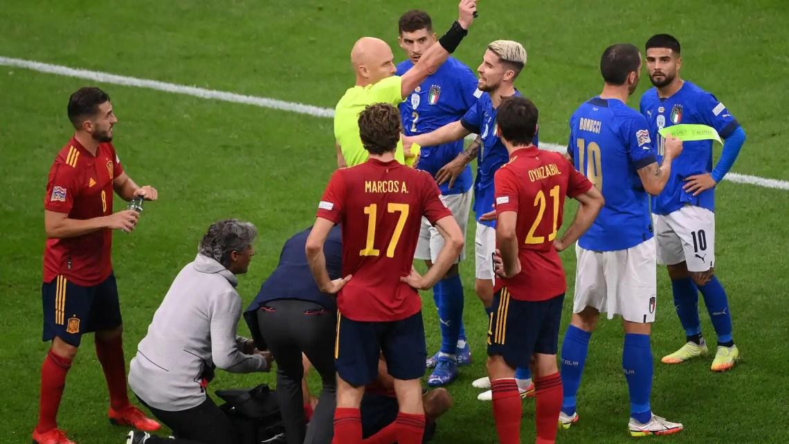 Italia 1-2 España: España se venga de Italia en la Nations League: tumba su récord y vuelve a una final 8 años después