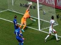 World Cup Photos: Costa Rica stun Italy 1-0