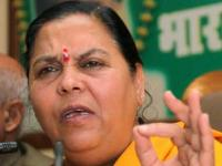 Ganga rejuvenation plan to be launched from Uttarakhand: Uma Bharti