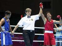 Understand Sarita's pain but would've protested differently: Mary Kom