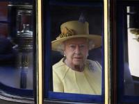 Britain's Queen Elizabeth tweets for the first time on Friday