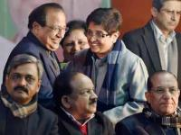 Kiran Bedi's tea party stir dissent among sidelined leaders in Delhi BJP